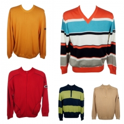 NAVIGARE MEN SWEATERS MIX