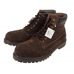 LIVERGY MEN LEATHER BOOTS