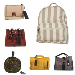 LAURA DI MAGGIO LEATHER BAGS