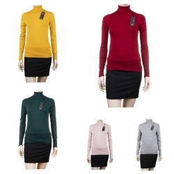 SMILE WOMEN PULLOVERS MIX